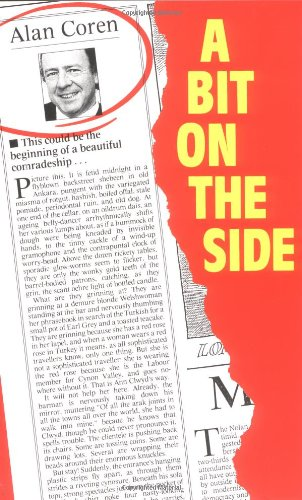A BIT ON THE SIDE by Coren Alan Paperback Book The Fast ...
