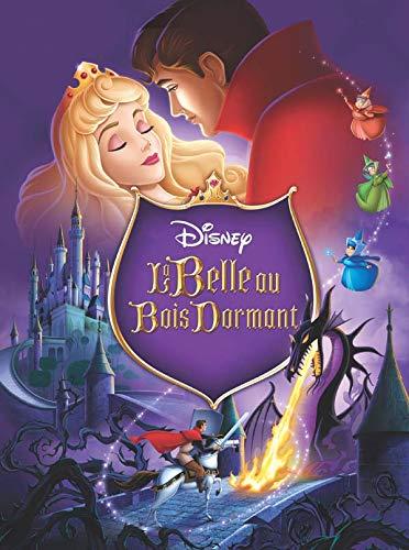 La Belle Au Bois Dormant Disney : belle, dormant, disney, Belle, Dormant,, Cinema, Chefs-D'Oeuvre, Disney, 9782014632675, World, Books