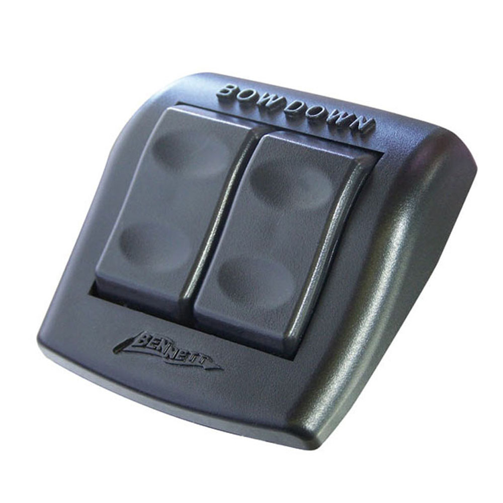 medium resolution of details about bennett hydraulic trim tabs control euro style rocker switch with wire harness