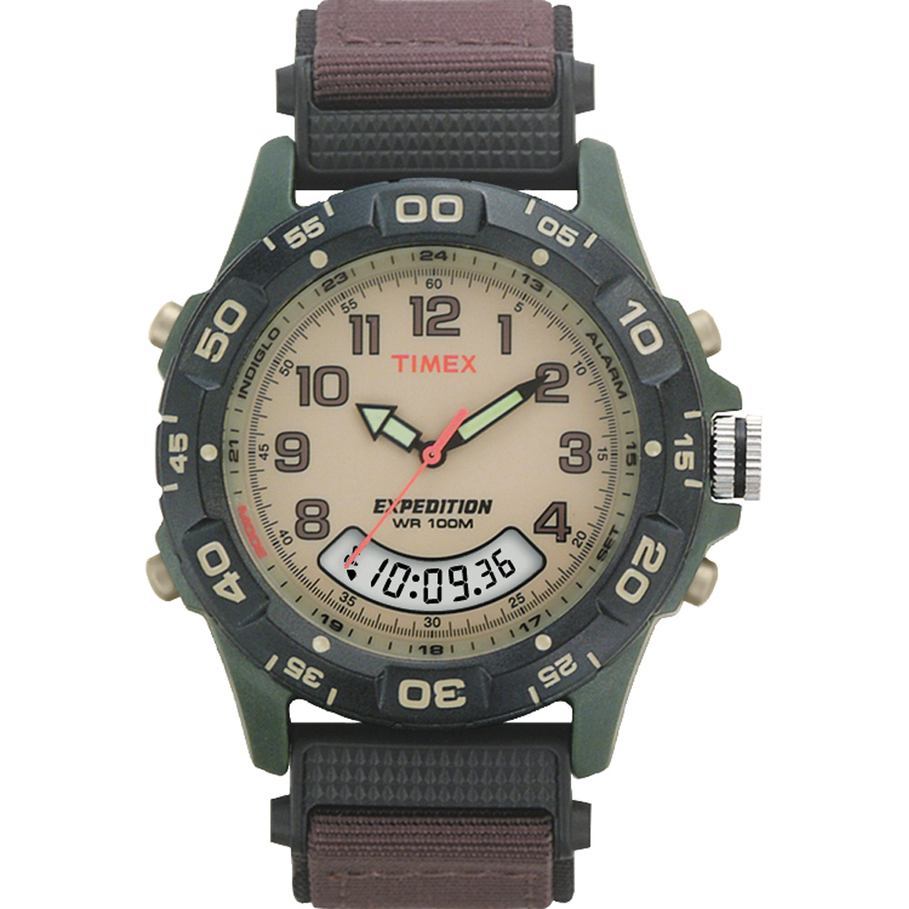 timex expedition resin combo
