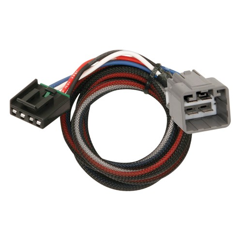 small resolution of tekonsha brake control wiring adapter 2 plug fits dodge ram jeep