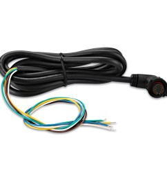 garmin 7 pin power data cable with 90 degree connector 010 11129 [ 1000 x 1000 Pixel ]