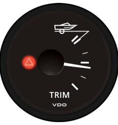 details about vdo viewline onyx trim gauge 12 24v mercury volvo penta a2c53417260 s  [ 1000 x 1000 Pixel ]