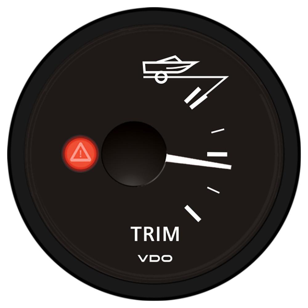 medium resolution of details about vdo viewline onyx trim gauge 12 24v mercury volvo penta a2c53417260 s