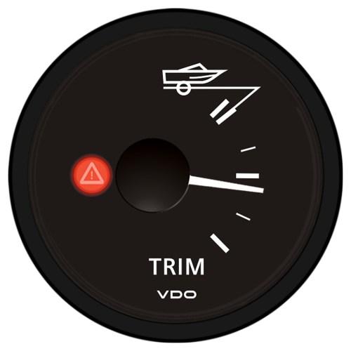 small resolution of details about vdo viewline onyx trim gauge 12 24v mercury volvo penta a2c53417260 s