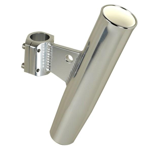 Smith Aluminum Clamp- Rod Holder - Vertical 1.66