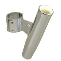 C.E. Smith Aluminum Clamp-On Rod Holder - Vertical - 2.375 ...