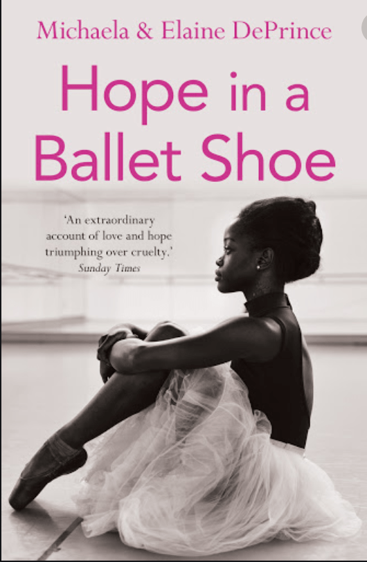 Book Review Hope In A Ballet Shoe Michaela DePrince Elaine DePrince Product In Heels
