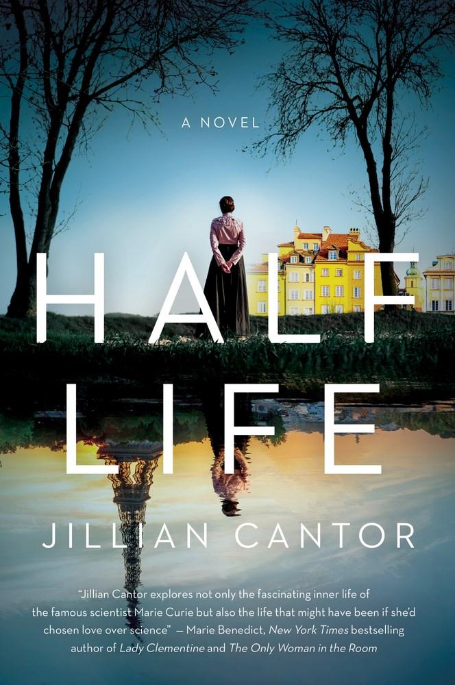 Book Review: Half Life Jillian Cantor Product In Heels