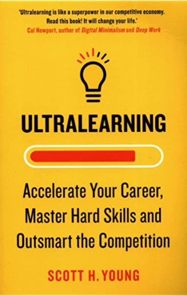 Book Review: Ultralearning Accelerate Your Career, Master Hard Skills and Outsmart The Competition Product In Heels