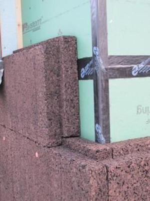 Using Cork Insulation For A Net Zero Energy House