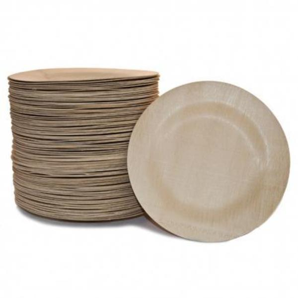 Bambu Veneerware Plates