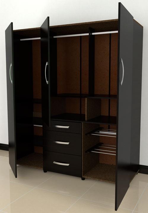 Closet Familiar MADERKIT Puerta Plegable Ref 00178CLWR
