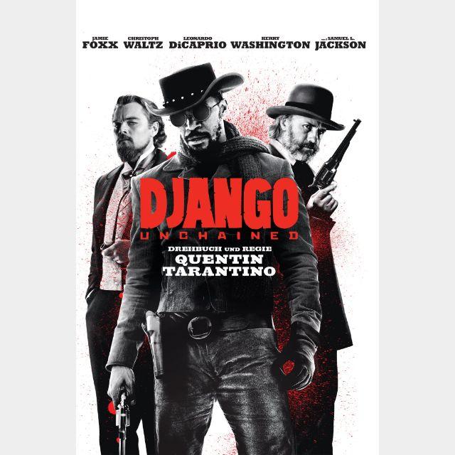 Django Unchained HD iTunes [ FLASH DELIVERY ⚡ ] - Digital Filmes - Gameflip