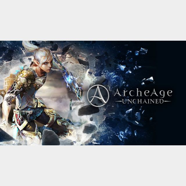 ArcheAge: Unchained SILVER UNCHAINED PACK ⚡️ INSTANT ⚡️ value $29.99 - Other - Gameflip