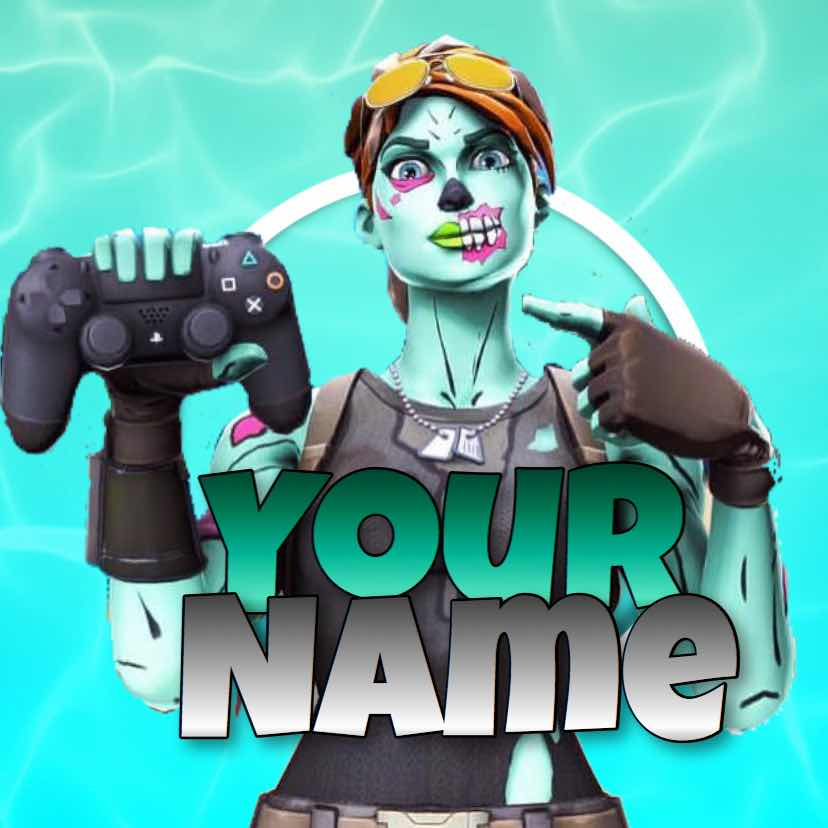 Ghoul Trooper Controller (Fortnite) Profile Picture - Other Accessories (Good) - Gameflip