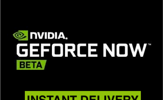 Instant Delivery Nvidia Geforce Now Beta Key Pc Mac