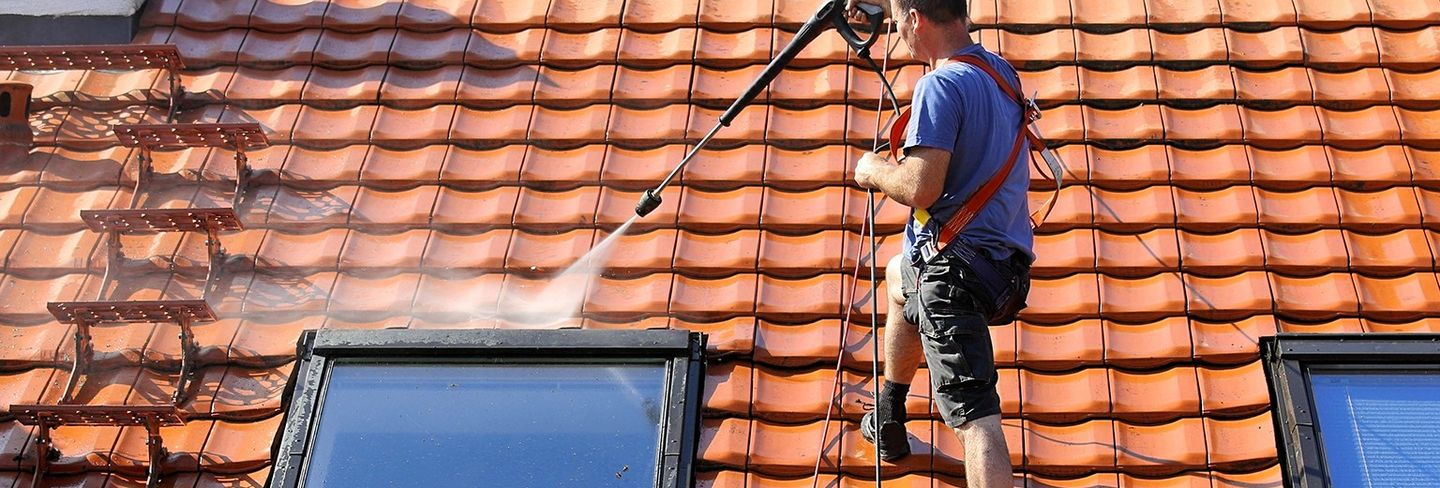 best roof cleaning services near me