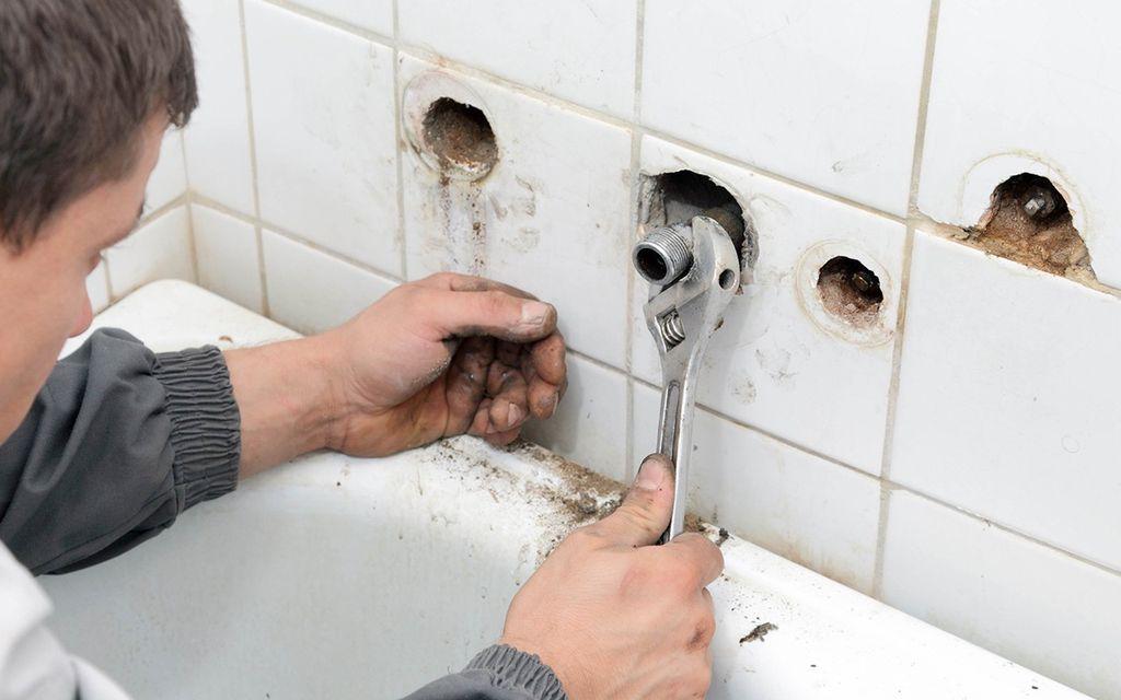 2021 average shower repair cost