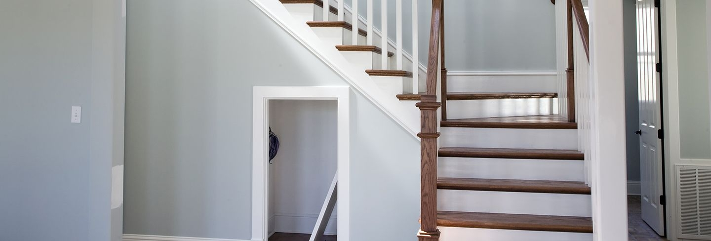 2020 Average Staircase Remodel Cost With Price Factors | New Stair Railing Cost | Staircase Ideas | Glass Railing | Staircase Design | Stair Parts | Wooden Stairs