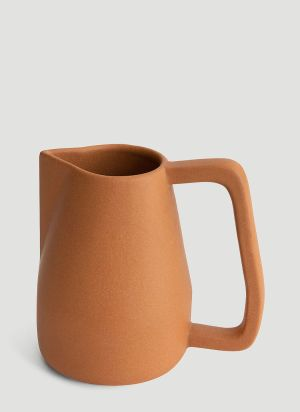 Syzygy Novah Small Pitcher in Brown