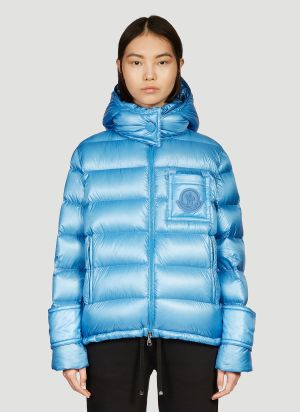Moncler Turquin Down Jacket in Blue