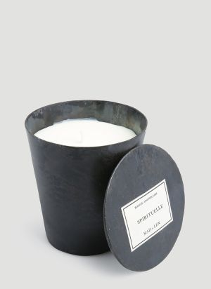 Mad & Len Spirituelle Candle in Black