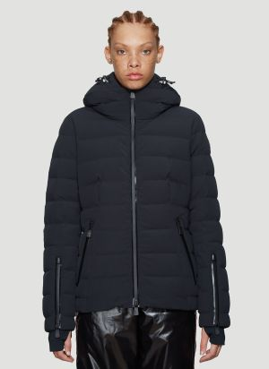 Moncler Grenoble Padded Down Jacket in Black