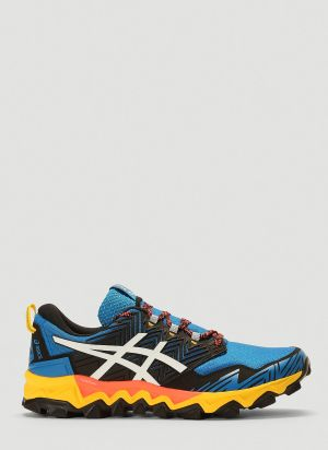 Asics Gel-FujiTrabuco 8 Sneakers in Blue