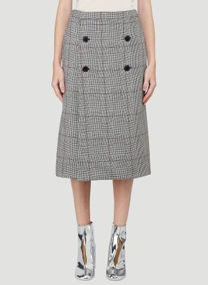Vetements Transformer Skirt in Grey