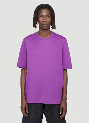 adidas Terrex Cap Aero T-Shirt in Purple