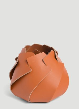 Vacavaliente Zambo Small Container in Brown