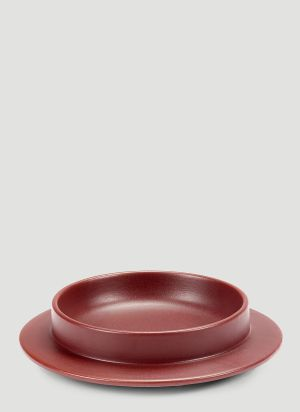 Valerie objects Dishes to Dishes Plate in Beige