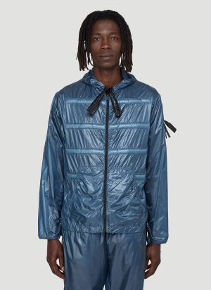 5 Moncler Craig Green Nylon Jacket in Blue