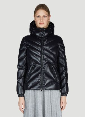 Moncler Desirade Down Jacket in Black