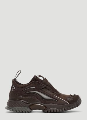 Li-Ning X Random Identities Aurora Skywalker Sneakers in Brown