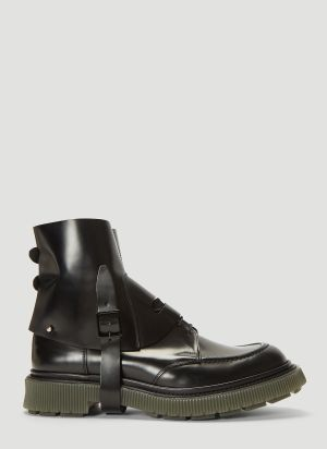 Adieu Type 134 Boots in Black