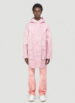 OUR LEGACY WORK SHOP Shield Jacket in Pink