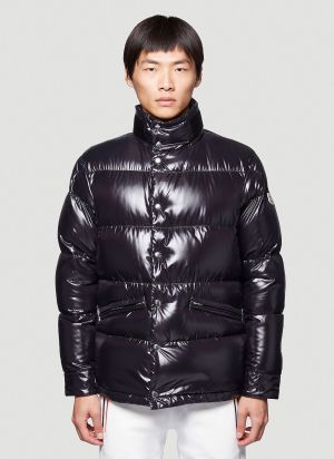 Moncler Rateau Down Jacket in Black