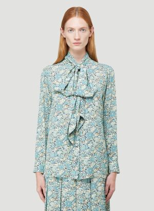 Gucci Liberty Shirt in Blue