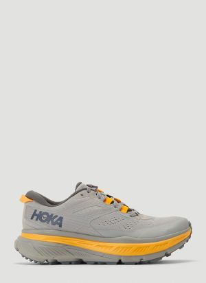 Hoka One One Stinson ATR 6 Sneakers in Grey