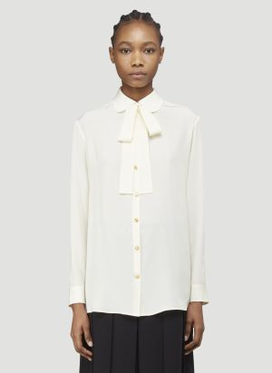 Gucci Cady Shirt in White