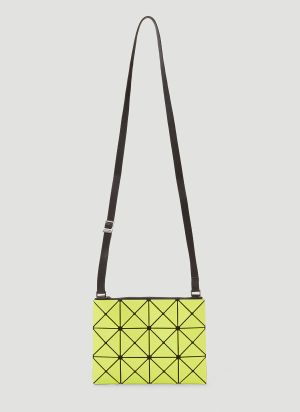 Bao Bao Issey Miyake Lucent Shoulder Bag in Yellow