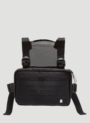 1017 ALYX 9SM Military Chest Rig Bag in Black