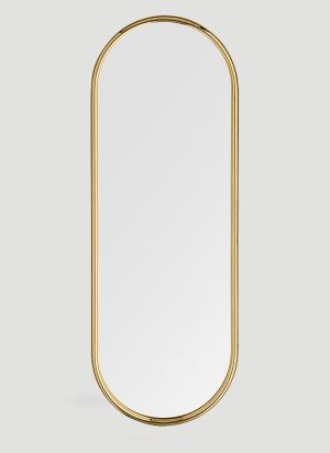 AYTM Small Angui Mirror in Gold