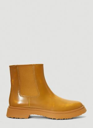 Camperlab Walden Boots in Yellow