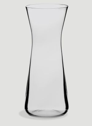 TG Tall Glass Vase in White