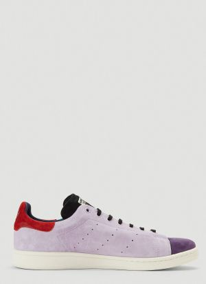 adidas Stan Smith Reconstruct Sneakers in Purple