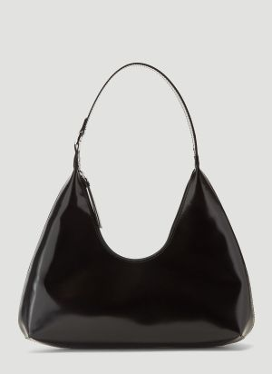 by Far Amber Shoulder Bag in Black