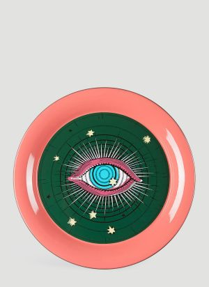 Gucci Star Eye Tray in Pink